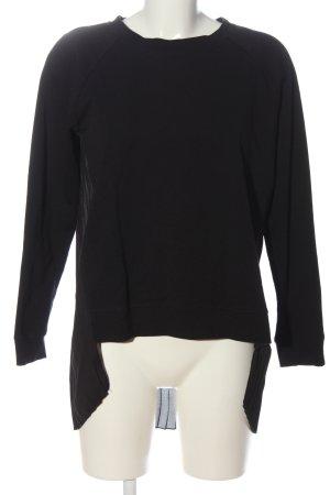 Alba Moda Manica lunga nero stile casual