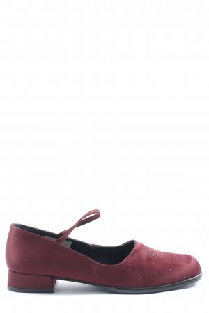 Alba Moda Mary Jane Pumps red casual look