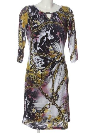 Alba Moda Midi Dress allover print casual look