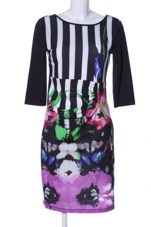 Alba Moda Midi Dress flower pattern casual look