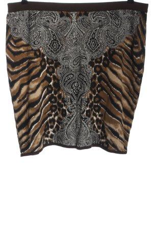 Alba Moda Spódnica midi Na całej powierzchni W stylu casual