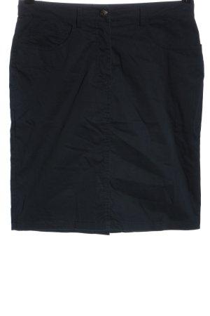 Alba Moda Spódnica mini niebieski W stylu casual