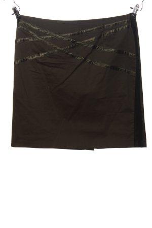 Alba Moda Mini rok bruin casual uitstraling