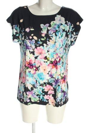 Alba Moda Print-Shirt Blumenmuster Casual-Look
