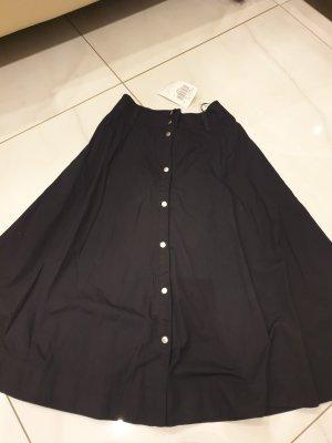 Alba Moda Falda midi negro