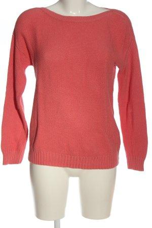 Alba Moda Crewneck Sweater pink casual look