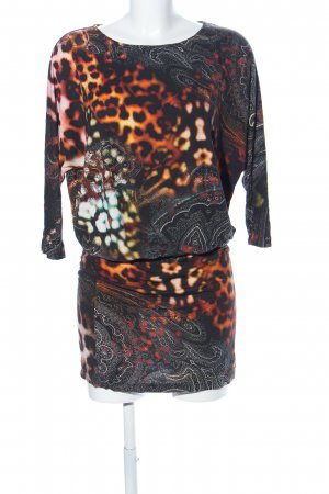 Alba Moda Slip-over blouse abstract patroon casual uitstraling