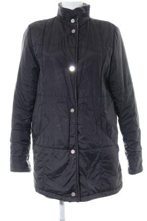 Alba Moda Steppjacke schwarz Casual-Look