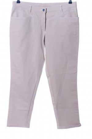 Alba Moda Jersey Pants light grey casual look