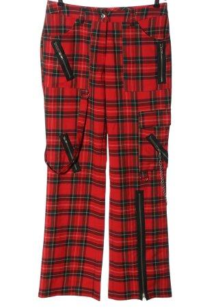 Alba Moda Pantalone jersey stampa integrale elegante