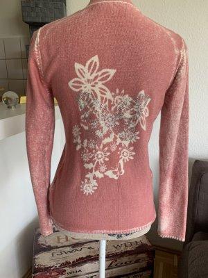 Alba Moda Knitted Blazer multicolored cotton