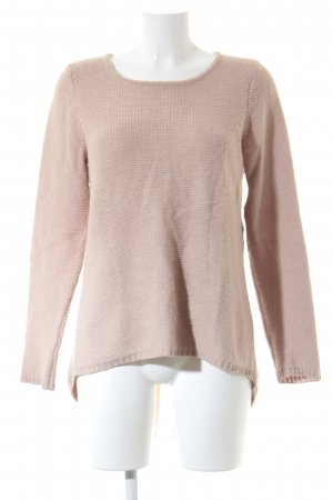 Alba Moda Knitted Sweater dusky pink casual look