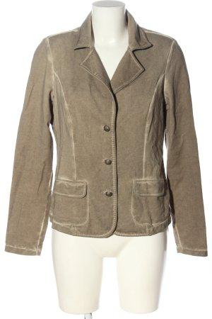 Alba Moda Blazer sweat marrone stile casual