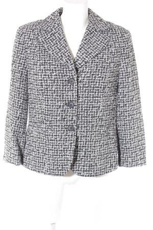 Alba Moda Tweed blazer zwart-wit