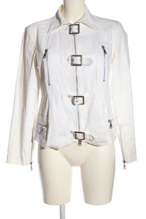 Alba Moda Übergangsjacke weiß Casual-Look