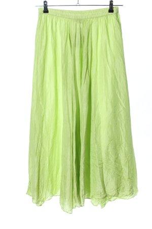 Alba Moda Unterrock grün Casual-Look
