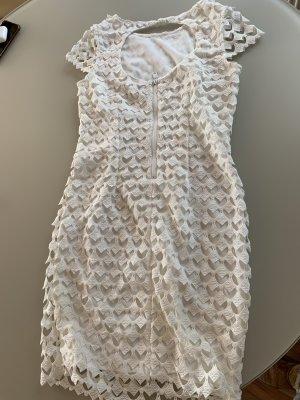 Alba Moda Cocktail Dress white