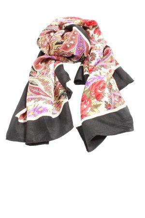 albert nipon Zijden doek abstract patroon casual uitstraling