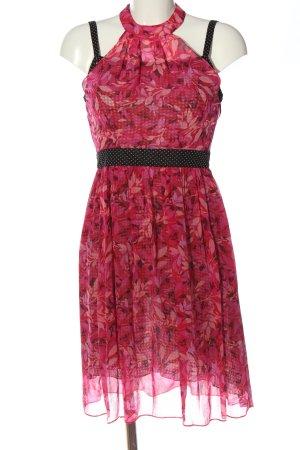 Alberta Ferretti Sukienka mini Abstrakcyjny wzór W stylu casual