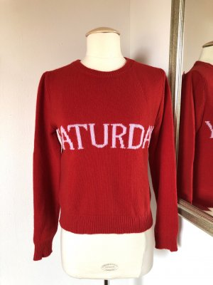 Alberta Ferretti Pullover Strick Saturday