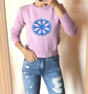 Alberta Ferretti Pull en cashemire multicolore