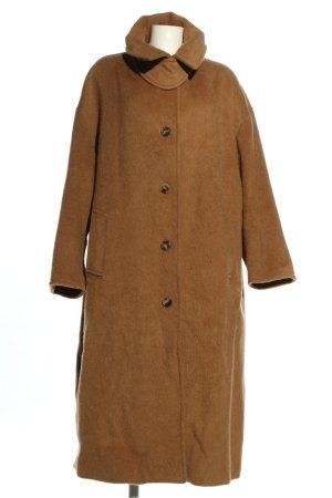 Alberto Biani Oversized Mantel braun Casual-Look