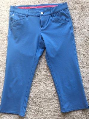 Alberto Golf Capris cornflower blue