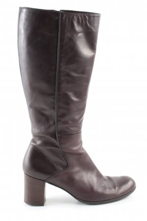 Alberto Fermani Heel Boots brown casual look