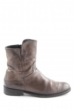 Alberto Fermani Short Boots light brown casual look