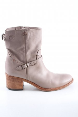 Alberto Fermani Short Boots beige casual look