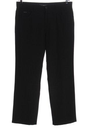 Alberto Pantalone jersey nero stile casual