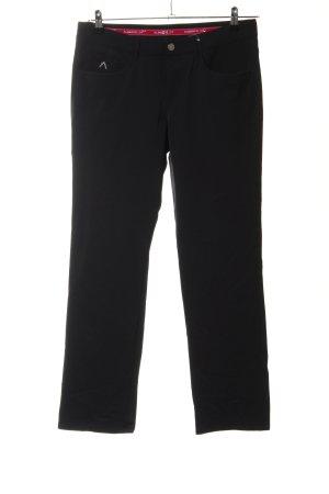 Alberto Stretch broek zwart zakelijke stijl