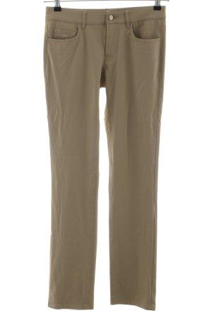 Alberto Pantalone elasticizzato bianco sporco stile casual