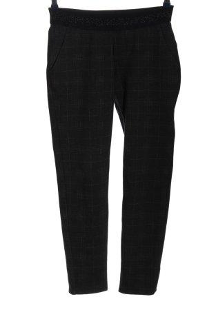 Alberto Pantalone jersey nero stampa integrale stile professionale