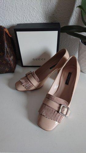 alberto zago Zapatos Informales color rosa dorado-rosa empolvado
