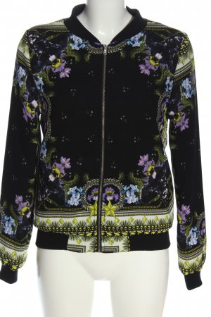 Alcott Bomber Jacket allover print casual look