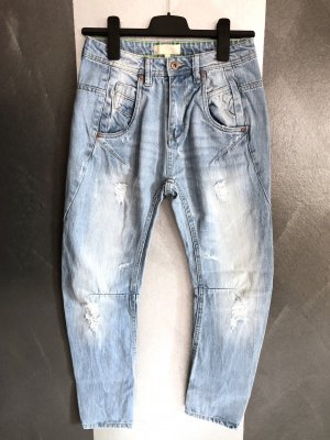 Alcott Boyfriend jeans azuur