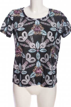 Alcott T-shirt volledige print casual uitstraling