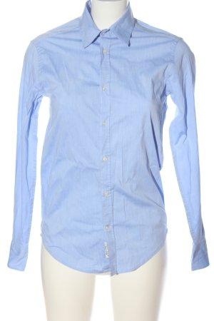 Alcott Camisa de manga larga azul estilo «business»