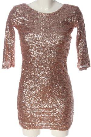 Alcott Mini-jurk brons elegant