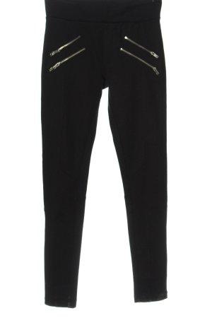 Alcott Stoffen broek zwart casual uitstraling
