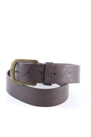 Alcott Cinturón pélvico marrón estilo «business»