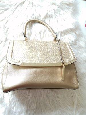 Aldo Handbag gold-colored
