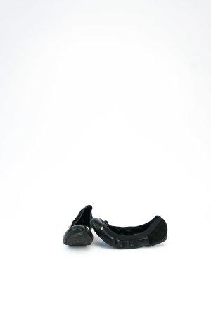 Aldo Składane baleriny czarny