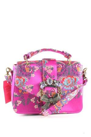 Aldo Frame Bag flower pattern casual look