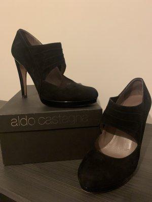 Aldo Castagna High Heels Schwarz