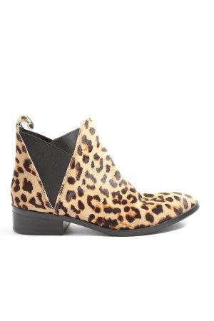 Aldo Chelsea Boots Animalmuster Casual-Look