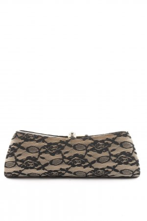 Aldo Clutch braun-schwarz Casual-Look