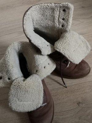 Aldo Botas de tobillo marrón Cuero