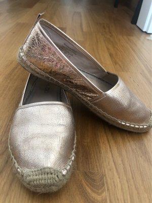 Aldo Slip-on Shoes rose-gold-coloured
